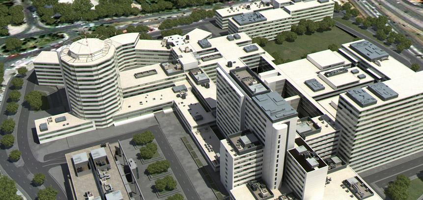 La Paz y el Clínic son los hospitales mejor valorados...
