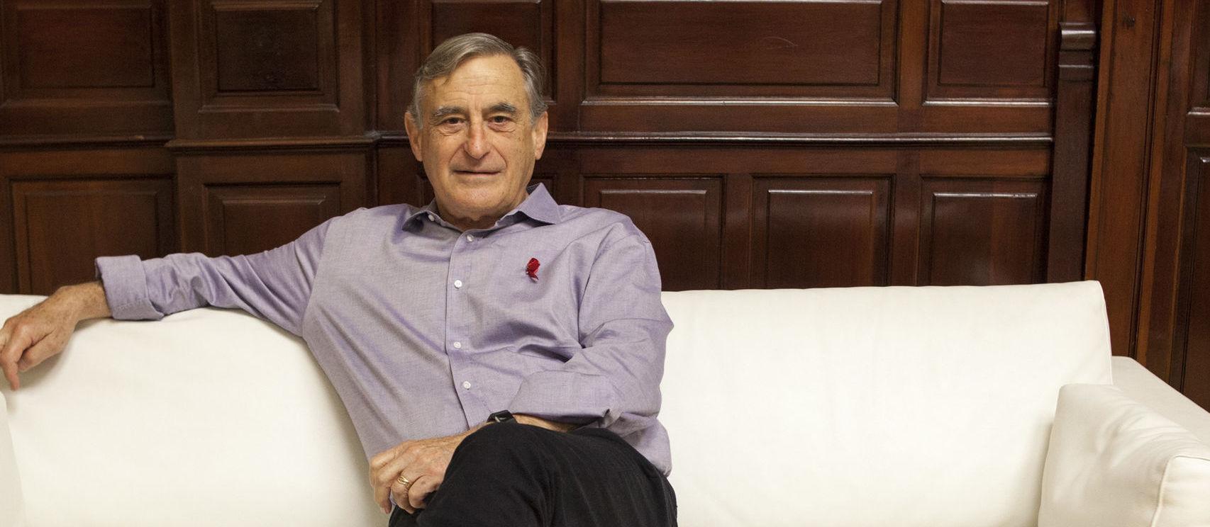 Douglas Richman: «La cura del sida a corto plazo no es un objetivo realista»...