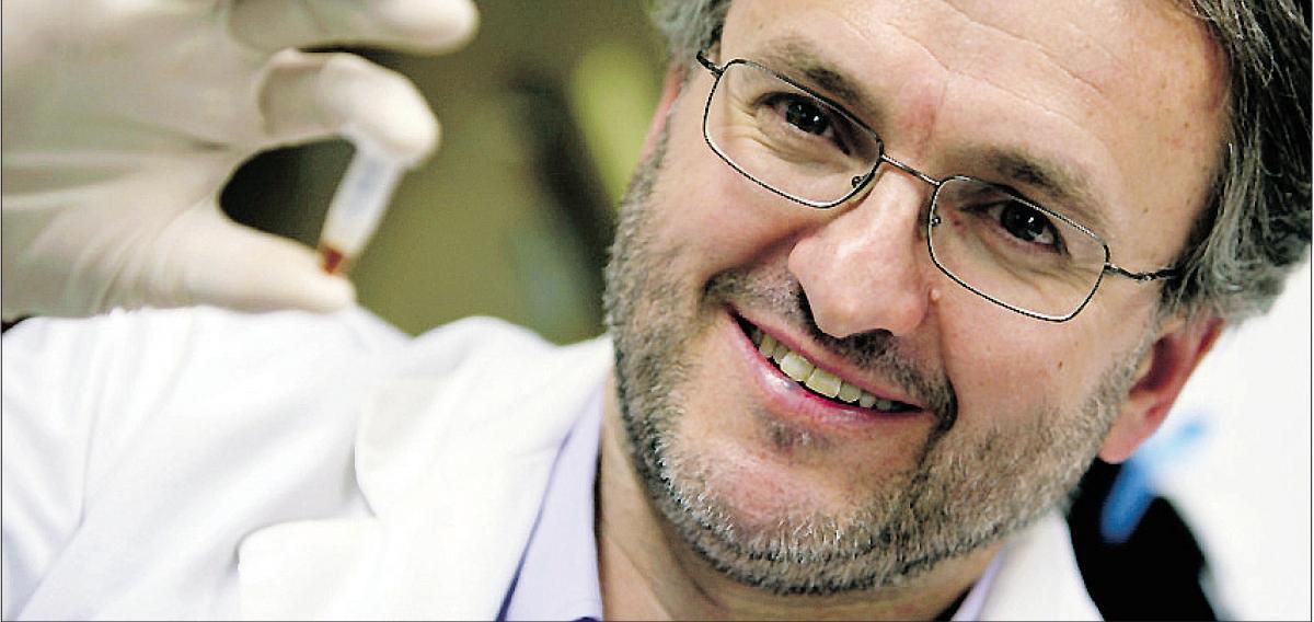 """Pere Santamaria: """"Quiero derrotar a las enfermedades autoinmunes""""..."""