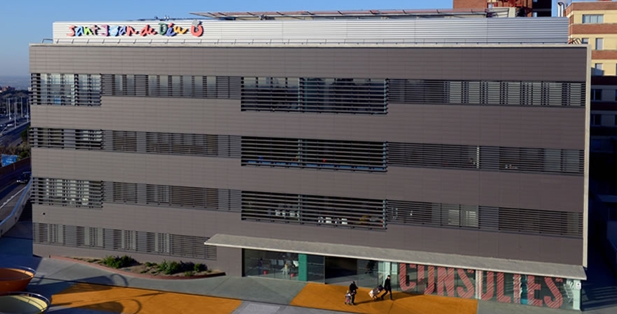 Barcelona acogerá el centro de cáncer infantil más grande de Europa...