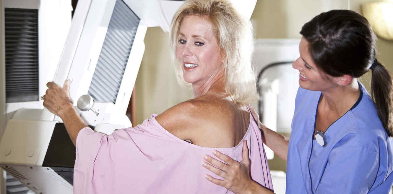 Nuevas mamografías: menos dolor y menos radiación...