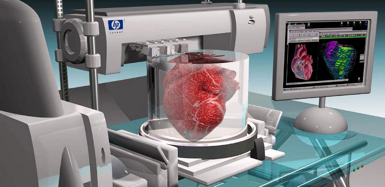 Las bioempresoras y la creación de órganos en 3D...