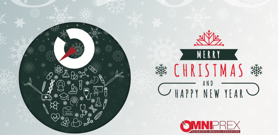 Omniprex wishes you a Merry Christmas and a prosperous New Year!...