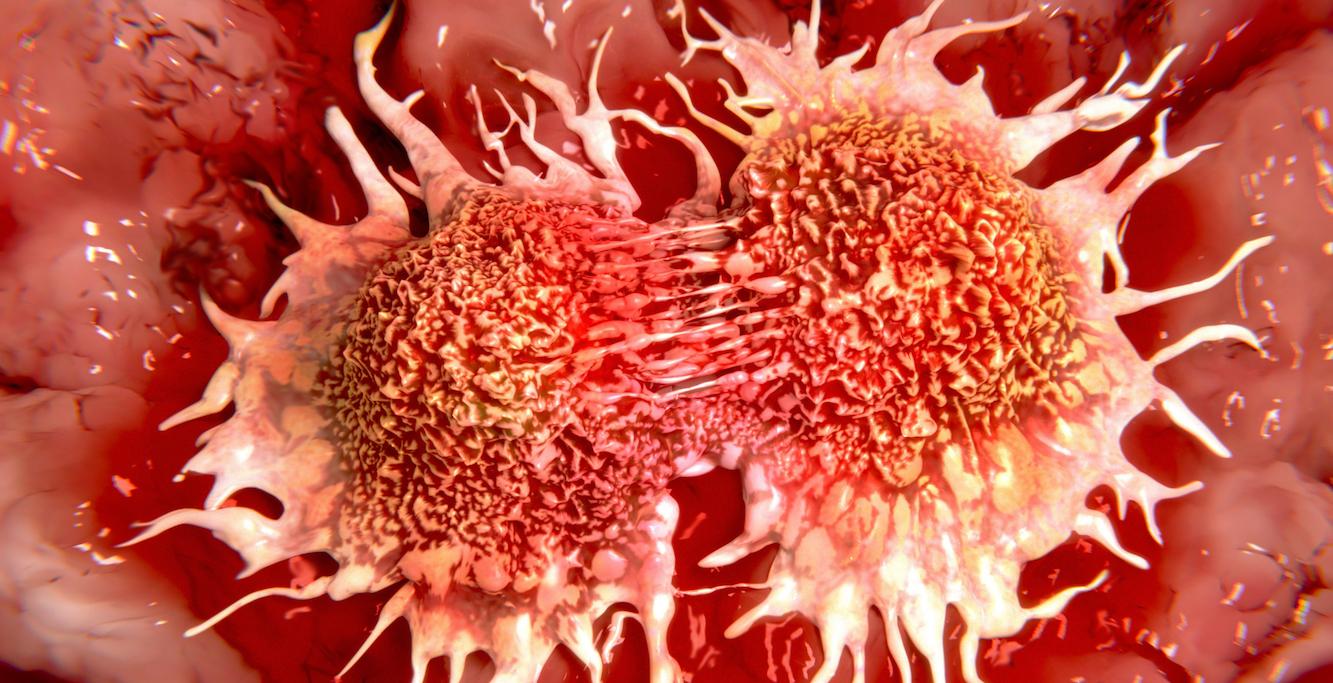 Cancer blood test...