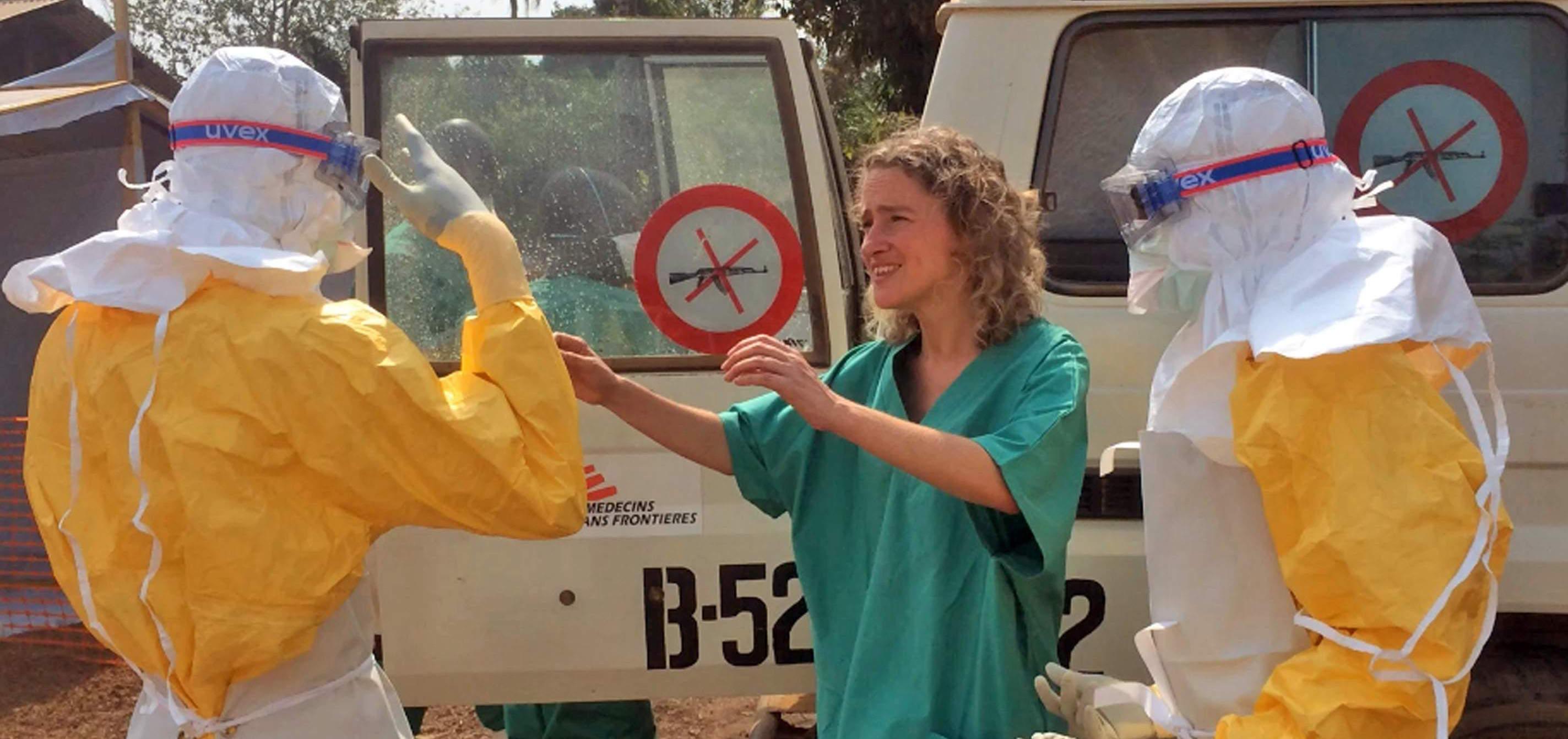La OMS eleva el alerta por el ébola...