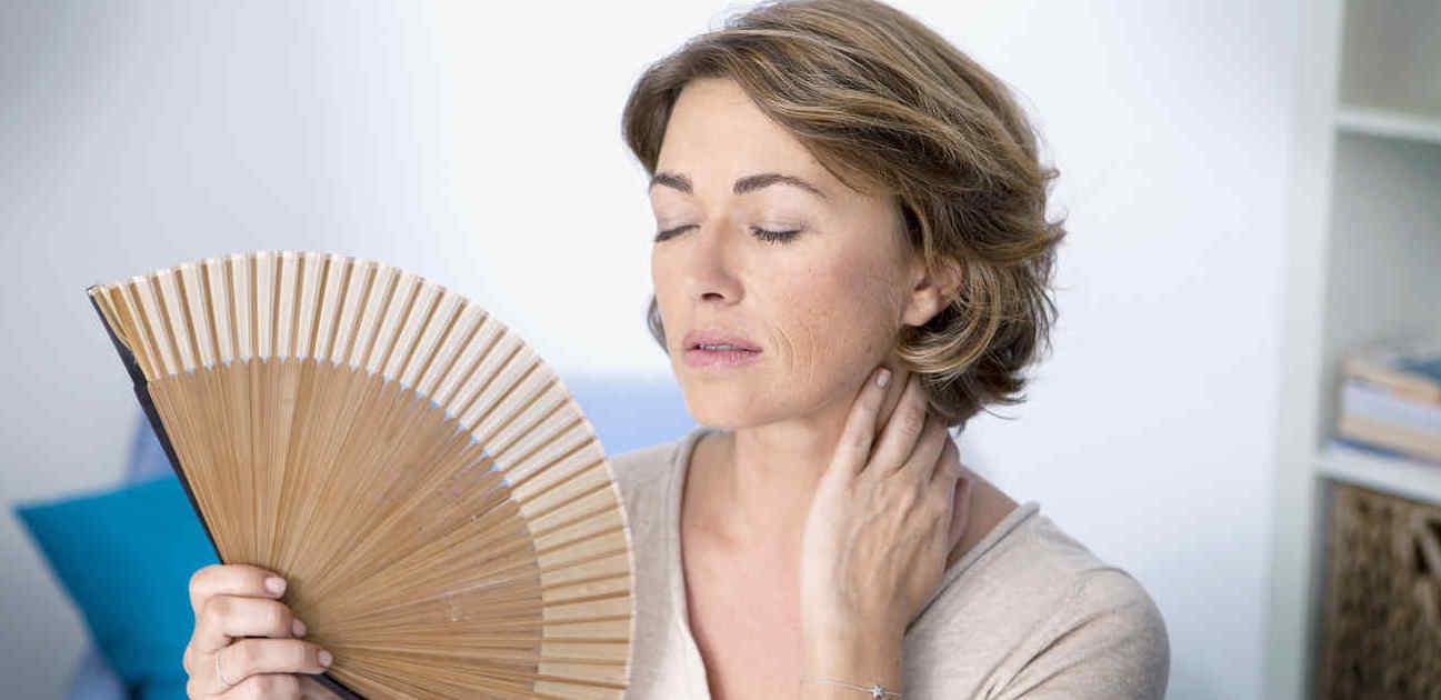 Hallan las neuronas que están detrás de los sofocos de la menopausia...