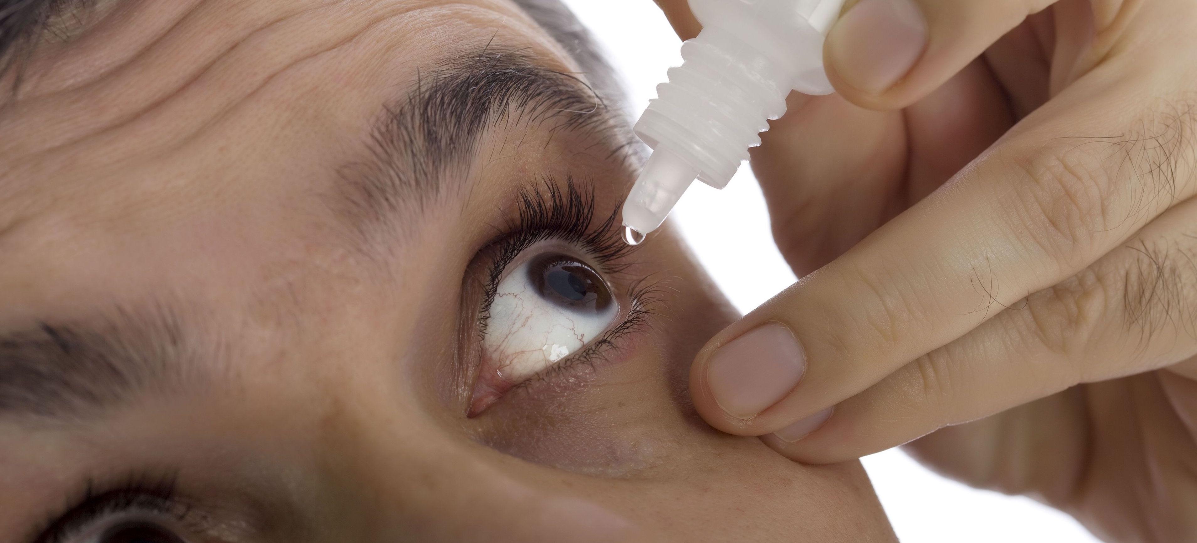 Lágrimas artificiales para tratar la leucemia...