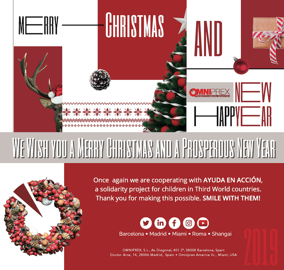 We wish you a Merry Christmas and a prosperous New Year...