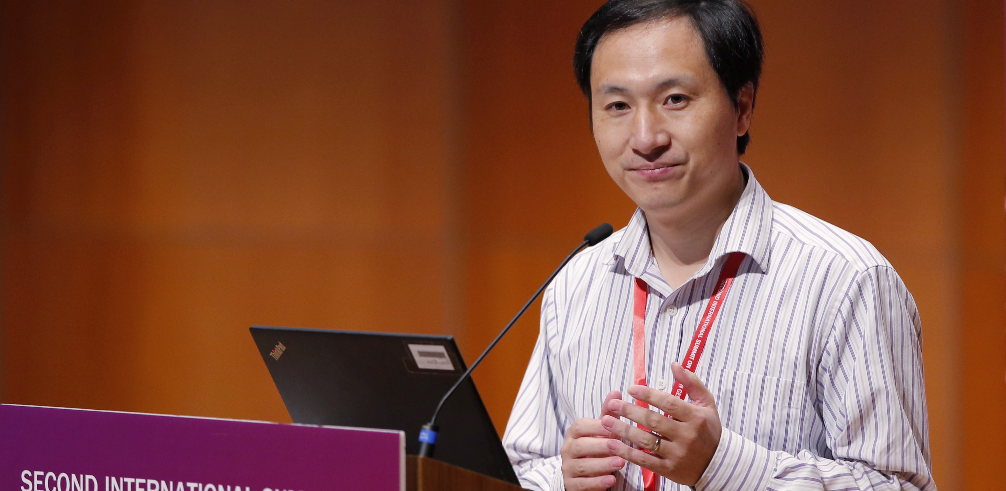 Gene edits to 'CRISPR babies' might have shortened their life expectancy...