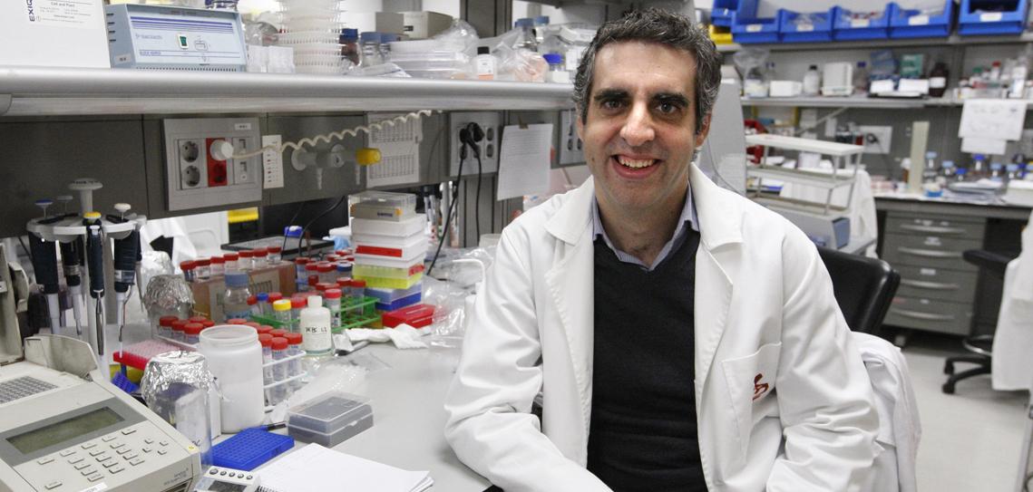 Una alteración epigenética en cáncer de mama cambia la actividad de un centenar de genes tumorale...
