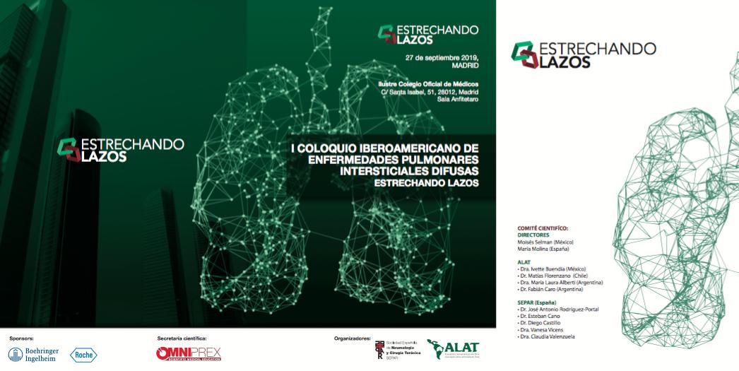 I Coloquio Iberoamericano de enfermedades pulmonares intersticiales difusas...