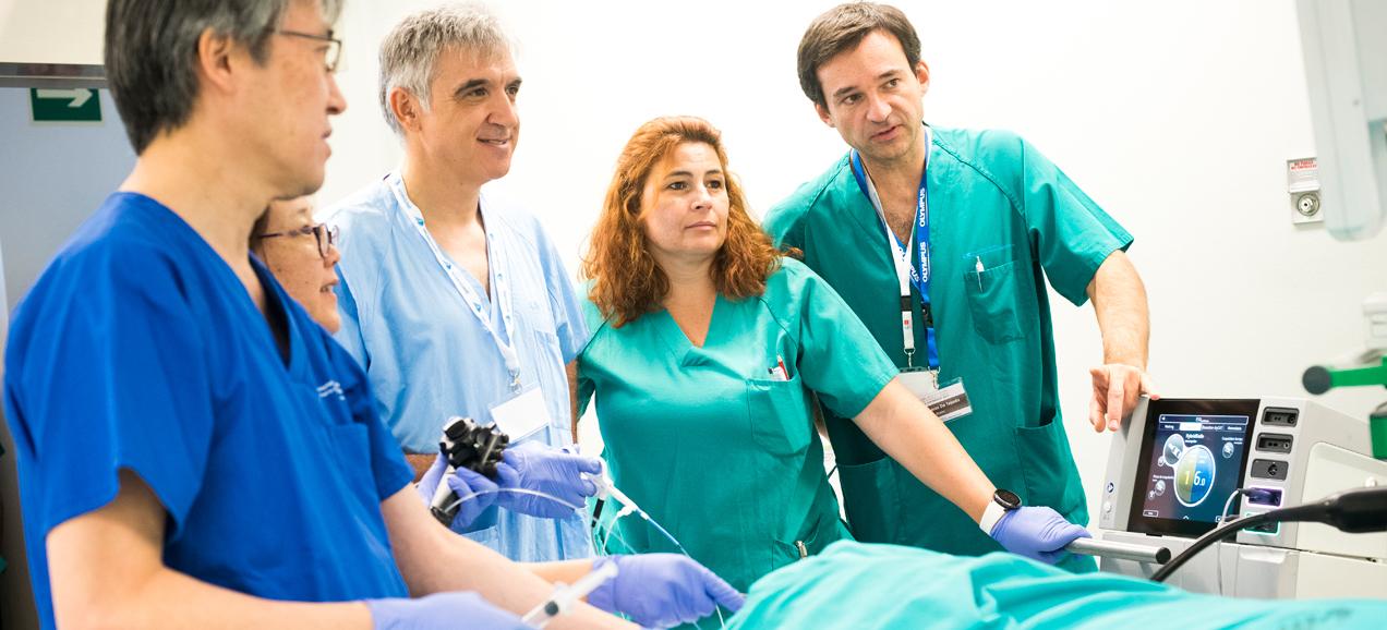 Endoscopia avanzada, una vía electiva para resecar los tumores iniciales...