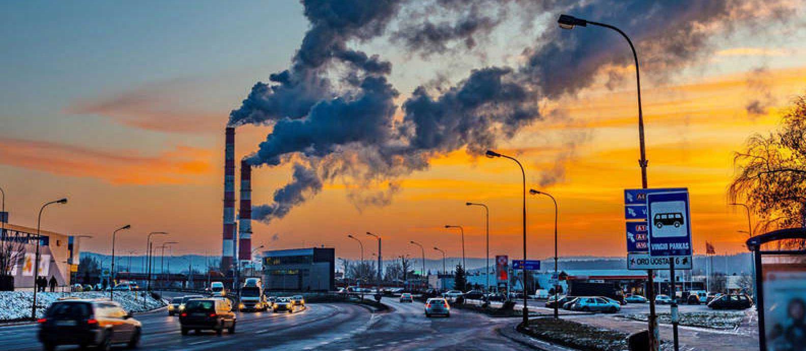La otra pandemia: la contaminación del aire...