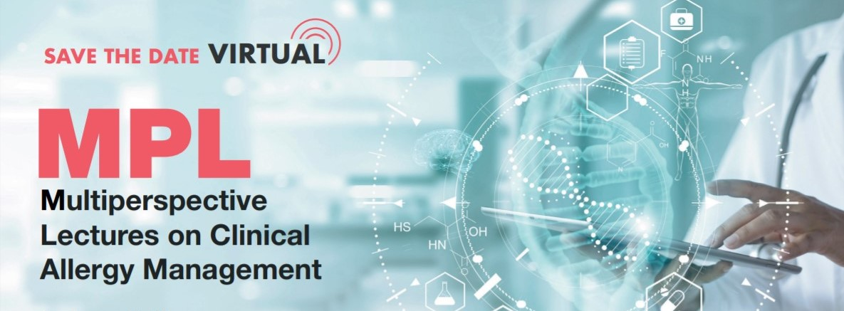"""MPL Virtual: V Edición de la reunión """"MultiPerspective Lectures on Clinical Allergy Management�..."""