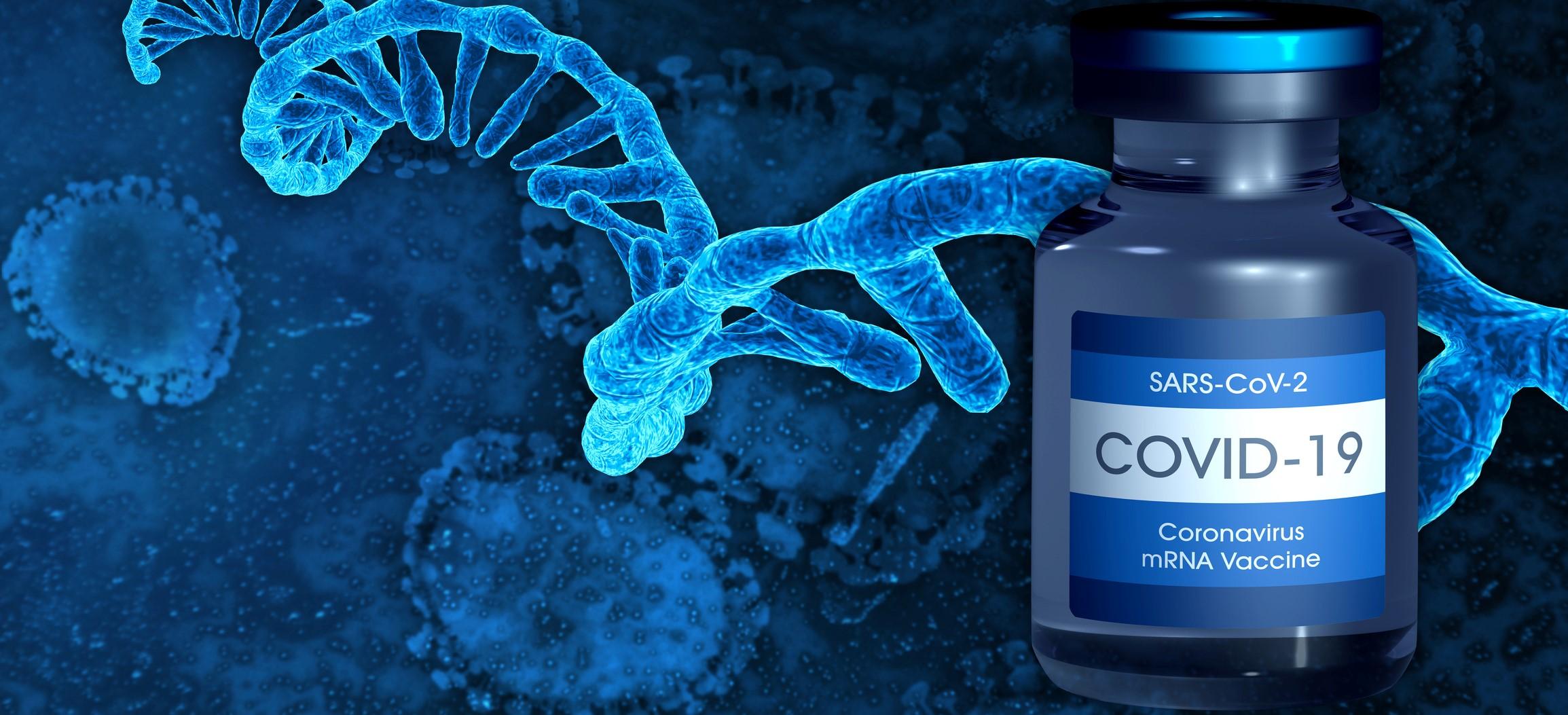 Por qué las vacunas de ARN pueden pararle los pies a los virus...