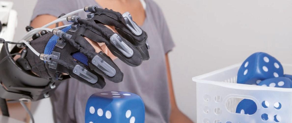 La tecnología puede ayudar a recuperar el movimiento de los pacientes de ictus...