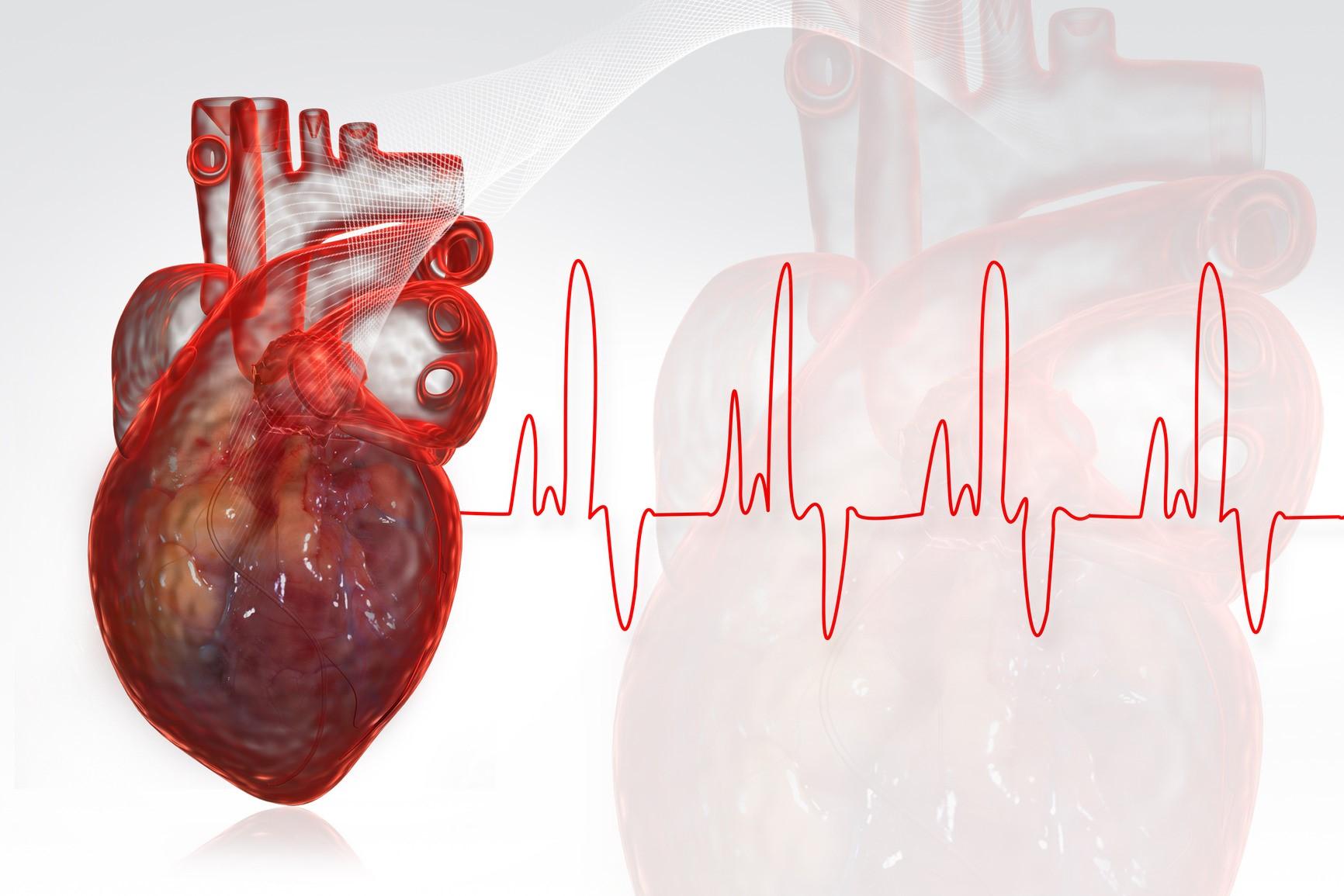 Más cerca de detectar la insuficiencia cardiaca a partir de la saliva...
