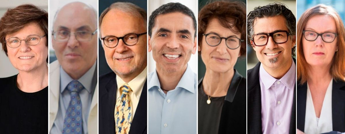 Los precursores de las vacunas frente a la covid, Premio Princesa de Investigación...