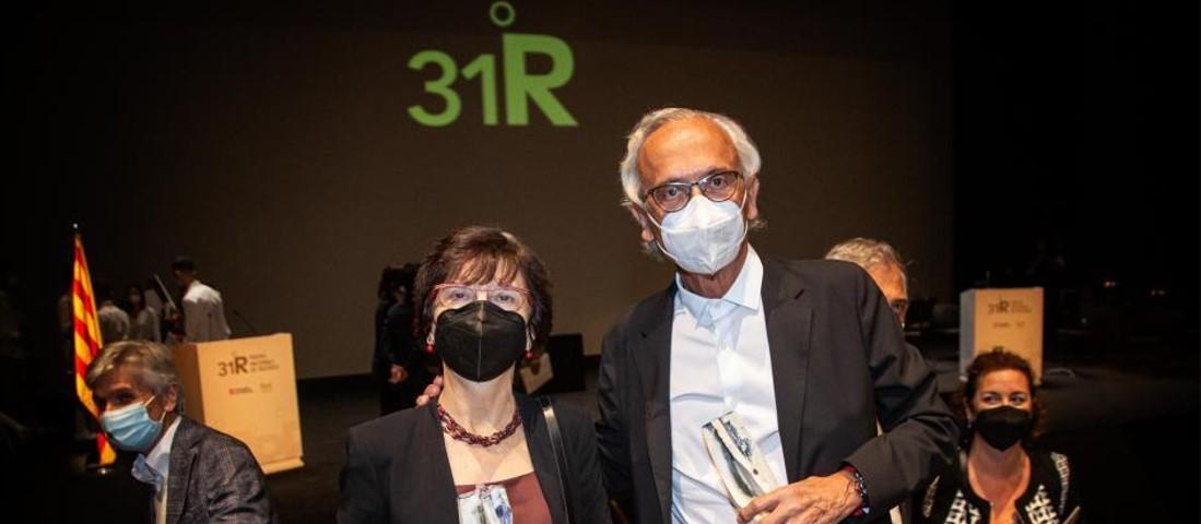 La investigación en VIH y robótica social, Premi Nacional de Recerca...